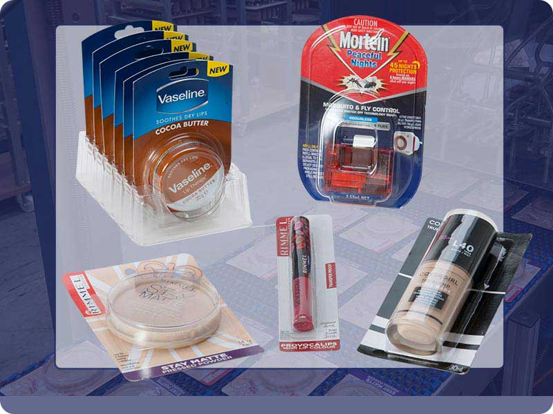 blister packaging co-packing services