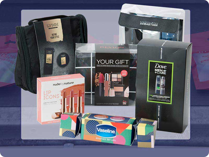 giftsets and gift with purchase co-packing services