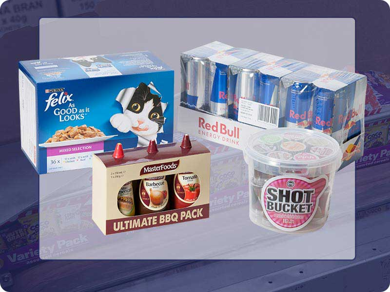 variety and multipacks co-packing services