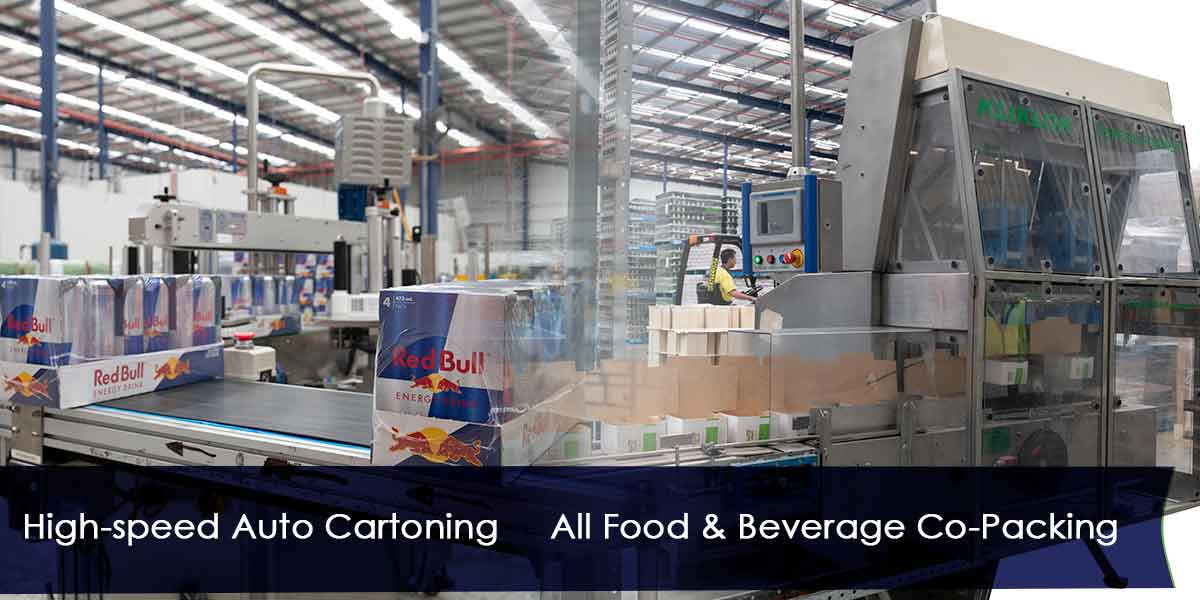 Food and Beverage co-packing services