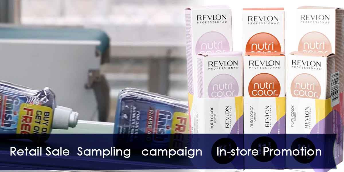 personal care and household co-packing services