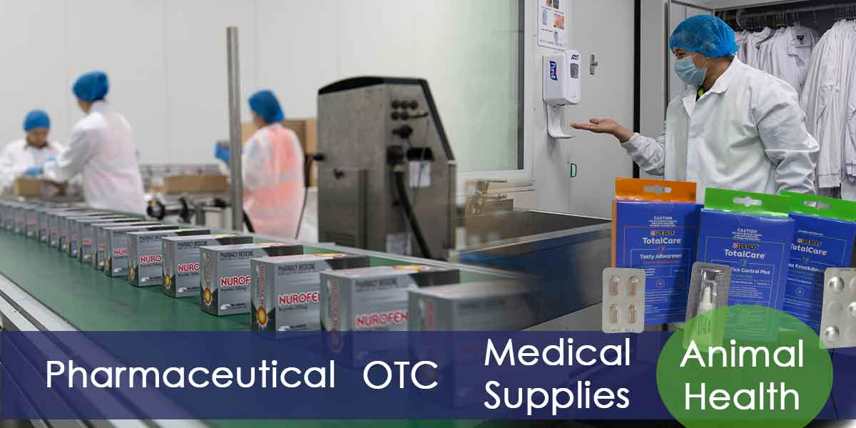 pharmaceutical co-packing services